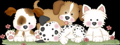 PUPPY DOG PAW PRINTS BABY NURSERY WALL STICKERS DECALS