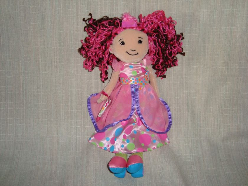 Groovy Girls Bubblegum Bella Doll 2007 12