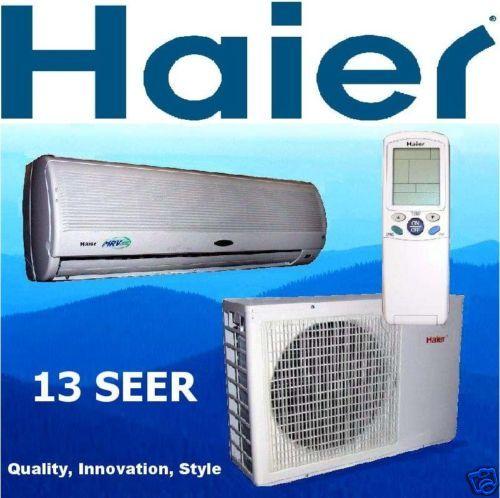 For garage 1 ton Mini Split Air Conditioner Heat Pump